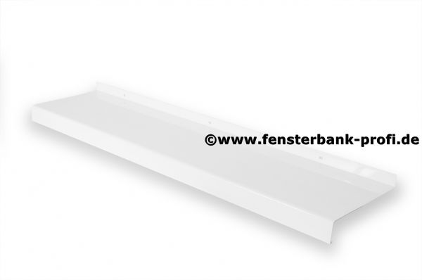 Aluminium Fensterbank weiss 50mm