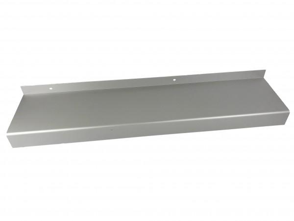 Aluminium Fensterbank silber eloxiert | EV1- 50mm